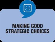 making good strategic choices